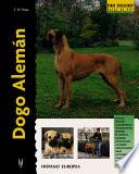 libro Dogo Alemán