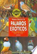 libro Manual Práctico De Pájaros Exóticos