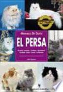 libro Manuales De Gatos. El Persa