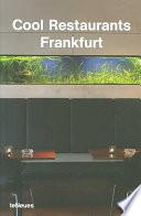 libro Cool Restaurants Frankfurt