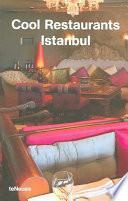 libro Cool Restaurants Istanbul
