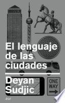libro El Lenguaje De Las Ciudades