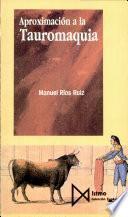 libro Aproximación A La Tauromaquia