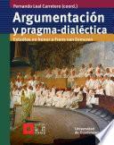 libro Argumentación Y Pragma Dialéctica