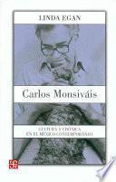 libro Carlos Monsiváis