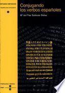 libro Conjugando Los Verbos Españoles