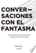 libro Conversaciones Con El Fantasma