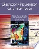libro Descripción Y Recuperación De La Información