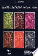 libro El Arte Rupestre Del Antiguo Perú