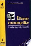 libro El Lenguaje Cinematográfico