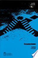 libro Excavaciones