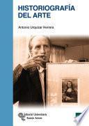 libro Historiografía Del Arte
