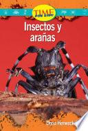 libro Insectos Y Arañas (insects And Spiders)