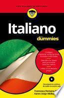libro Italiano Para Dummies