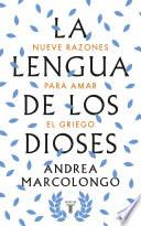 libro La Lengua De Los Dioses
