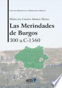 libro Las Merindades De Burgos 300 A.c 1560