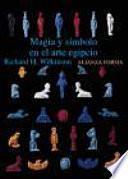 libro Magia Y Símbolo En El Arte Egipcio