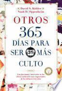 libro Otros 365 Días Para Ser Más Culto