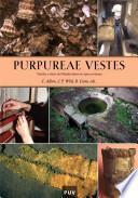 libro Purpureae Vestes I. Textiles Y Tintes Del Mediterráneo En época Romana