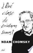 libro ¿qué Clase De Criaturas Somos?