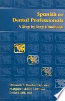 libro Spanish For Dental Professionals
