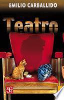 libro Teatro