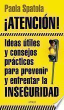 libro ¡atenciÓn!