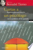 libro Cartas A Un Psicólogo