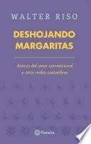 libro Deshojando Margaritas