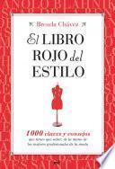 libro El Libro Rojo Del Estilo