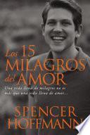 libro Los 15 Milagros Del Amor