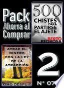 libro Pack Ahorra Al Comprar 2 (nº 070)
