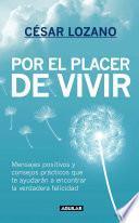 libro Por El Placer De Vivir