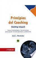libro Principios Del Coaching