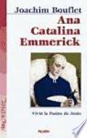 libro Ana Catalina Emmerick