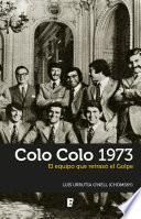 libro Colo Colo 1973