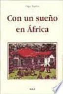 libro Con Un Sueño En África
