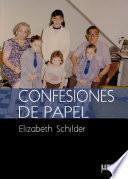 libro Confesiones De Papel