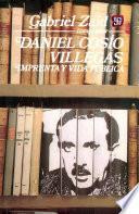 libro Daniel Cosío Villegas. Imprenta Y Vida Pública