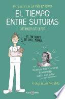 libro El Tiempo Entre Suturas