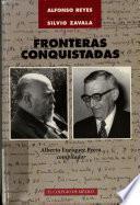 libro Fronteras Conquistadas