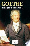 libro Goethe