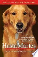 libro Hasta Martes