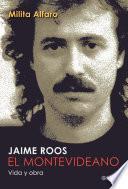 libro Jaime Roos .el Montevideano.