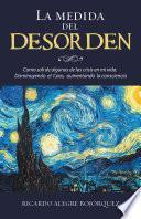libro La Medida Del Desorden