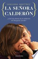 libro La Señora Calderón