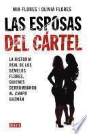 libro Las Esposas Del Cártel