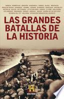 libro Las Grandes Batallas De La Historia
