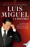libro Luis Miguel: La Historia