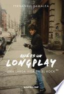 libro Qué Es Un Long Play